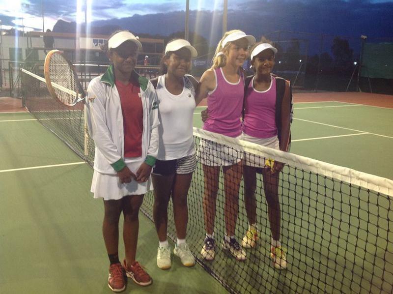 Miotisoa et Maholy tennis - Tennis ITF