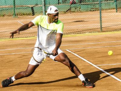 Tennis International Open : Jacob Rasolondrazana à Maurice