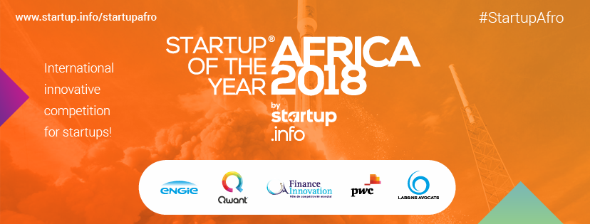 startup of the year