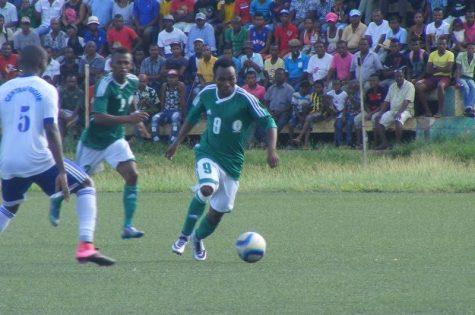 Foot Cosafa Cup