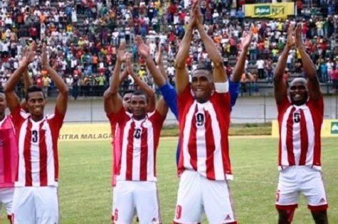 Football Cosafa 2018