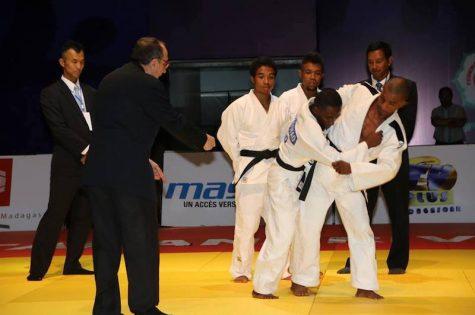 Photo Judo Afrique