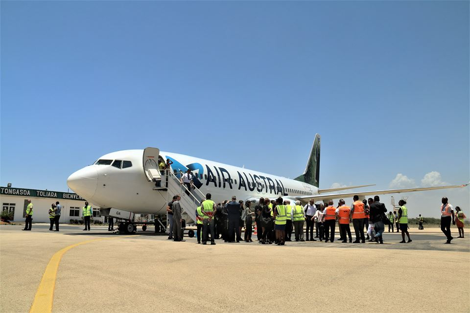 Air Madagascar-Air Austral
