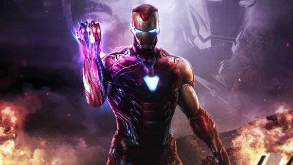 Marvel, un retour d'iron man