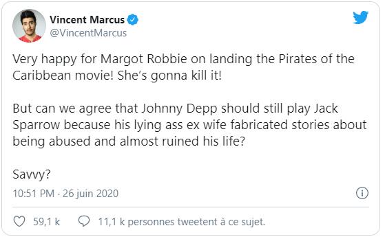 Tweet-sur-Margot-Robbie-Pirates-des-Caraibes