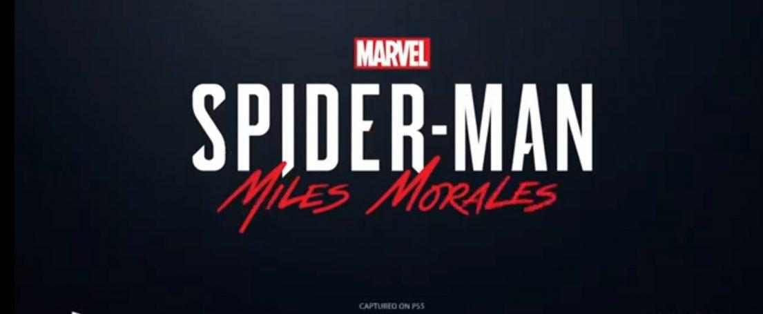 spiderman mile morales ps5