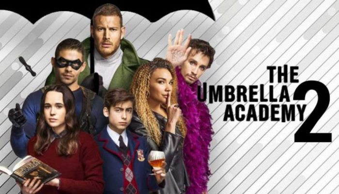 the umbrella academy saison 2