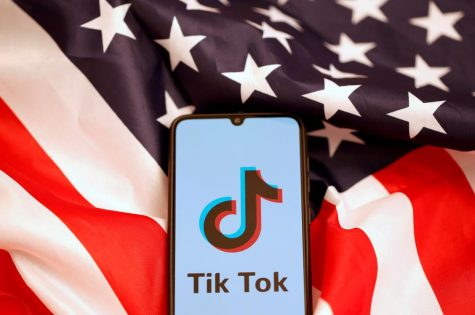 Tik Tok spangled banner