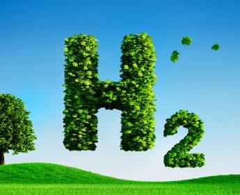 hydrogene vert