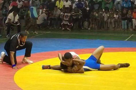 championnat madagascar lutte